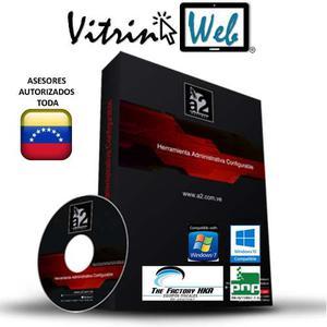 A2 Herramienta Administrativa Configurable + Pto Vta Sistema