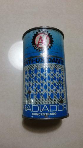 Antigua Lata De Colección Aditivo Antioxidante Sellada