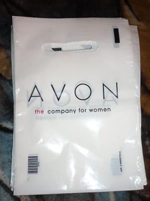 Bolsas Plásticas Avon