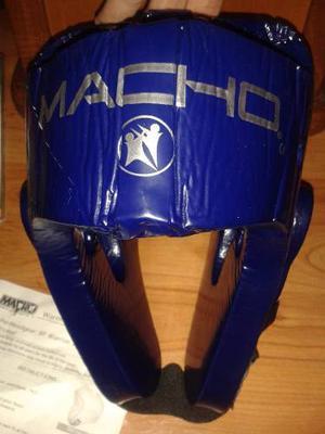 Casco Protector Para Artes Marciales Macho