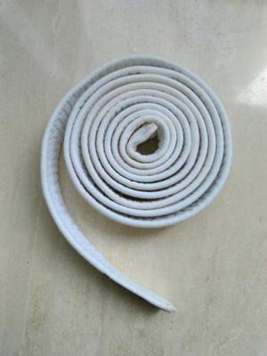 Cinturon Marca Bushido Color Blanco
