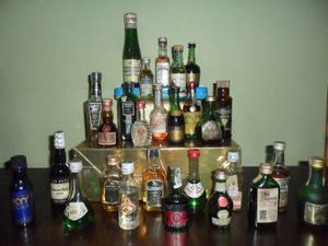 Combo Botellas De Coleccion