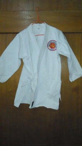Kimono De Karate Para Niños Talla 10