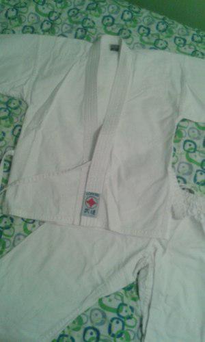 Kimono Marca Lofre Talla 5 De Niño