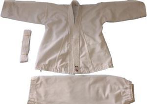 Kimono Para Karate Do Talla 02 Incluye Cinta Blanca Nuevo