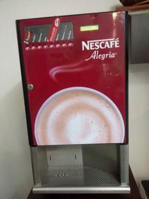 Maquina Para Nescafe En Excelentes Condiciones.