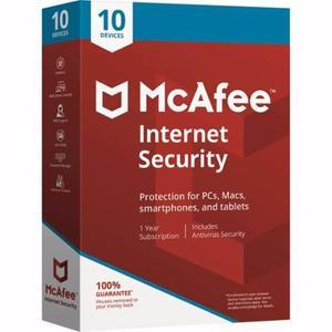 Mcafee Internet Security  Multidispositivos