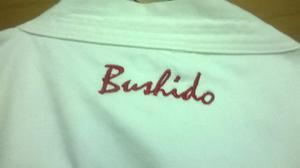 Uniforme De Karate Kimono Bushido Talla 2