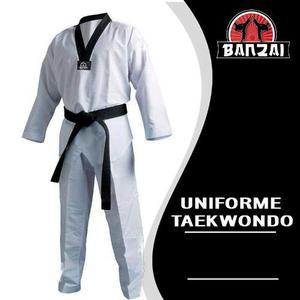 Uniforme Taekwondo Talla 5 Y 6