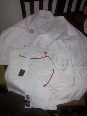 Vendo Kimono De Karate Bushido-- Usado