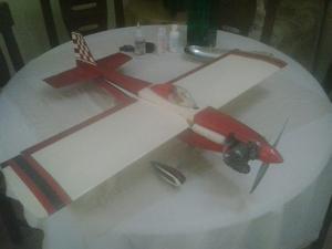 Avion Aeromodelismo Modelo Rc