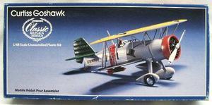 Avion Curtiss Goshawk Escala 1/48