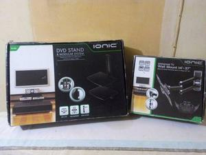 Base De Pared Tv Y Base De Pared Modular De Doble Repisa