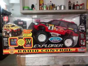 Carro Radio Control Ford Explorer Ez.tec