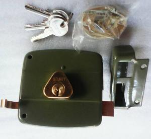 Cerradura De Metal Para Puertas Security Precio Promocion