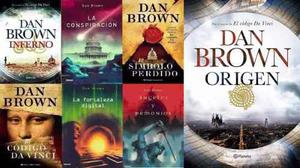 Coleccion Completa Origen 7 Libros Dan Brown Digital