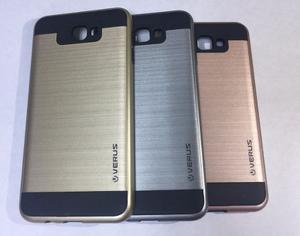 Combo Forro Verus Samsung J5 J7 Prime + Vidrio Templado