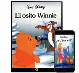 Cuentos Disney Colección 40 Libros