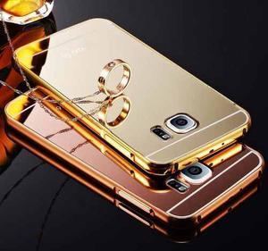 Forro Espejo Metalizado Samsung J2 Prime J5 Prime J7 Prime