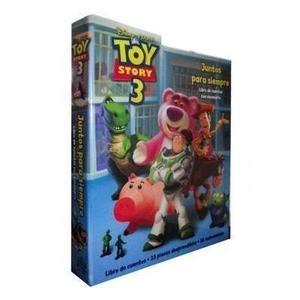 Libro De Cuentos Con Escenario Toy Story 3 Con Escenarios