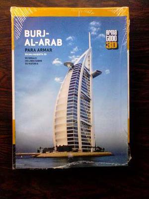 Oferta Armables Armatodo 3d Burj Al Arab 37 Piezas