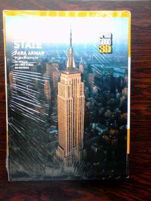 Oferta Armables Armatodo 3d Empire State 84 Piezas