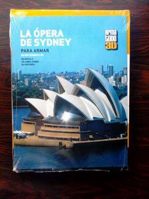 Oferta Armables Armatodo 3d Opera De Sydney 58 Piezas