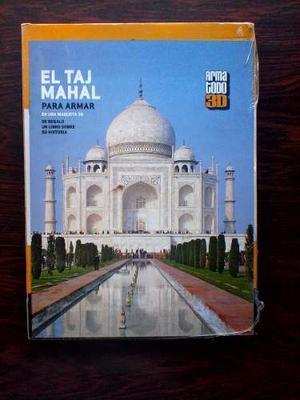 Oferta Armables Armatodo 3d Taj Mahal 34 Piezas