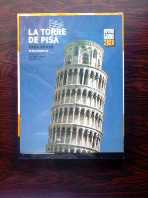 Oferta Armables Armatodo 3d Torre De Pisa 30 Piezas