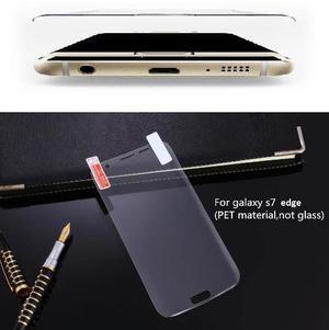 Protector Curvo De Pantalla Adhesivo Samsung Galaxy S7 Edge