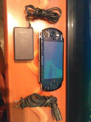 Psp Slim 3001 Chipiado Con Memoria De 16gb Y 23 Juegos