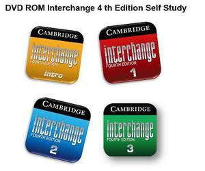 Self Study Interchange 4ta Ed. Curso De Inglés De Cambridge
