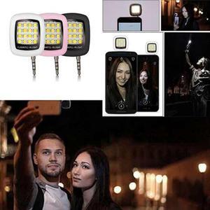 Selfie Luz Led Flash Para Celulares O Cámaras. Tienda