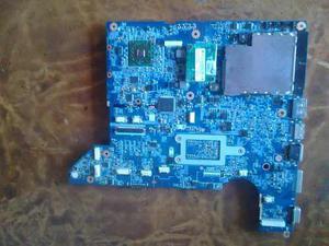 Tarjeta Madre De Laptop Para Reparar