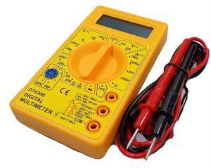 Tester Multimetro Digital Dt830b Voltimetro Nuevo En Su Caja