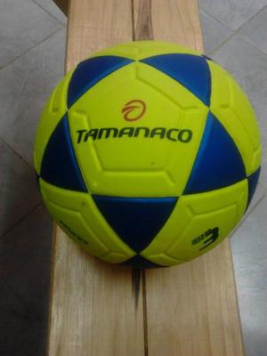 Balon Futbol Sala Tamanaco 100% Original Nro 3