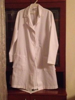 Bata De Médico,odontologo, Estudiante.talla 10. Usada