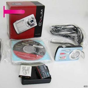 Camara Digital Casio Exilim Ex-z33 Sin Uso Impecable
