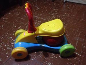 Carrito Montable Playschool Excelentes Condiciones Y Sonido