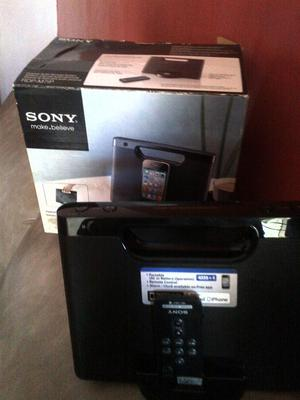 Corneta Portátil Sony iPhone/iPod
