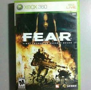Fear: First Encounter Assault Recon Xbox 360