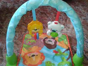 Gimnasio Para Bebes, Ideal Para Estimular Sus Sentidos Y Des