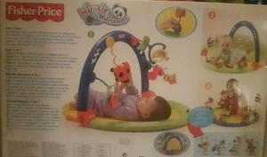 Gym 3 En 1 Fisher Price