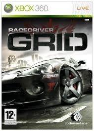 Juego De Xbox 360 Grid 100%original