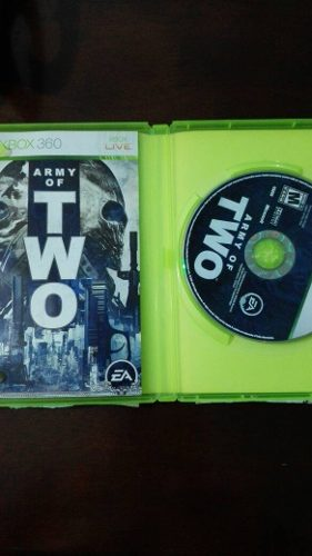 Juego Para Xbox 360 - Army Of Two
