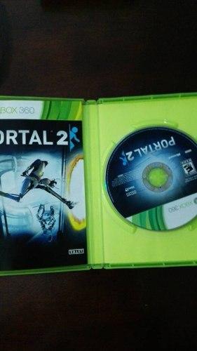 Juego Para Xbox 360 - Portal 2 -