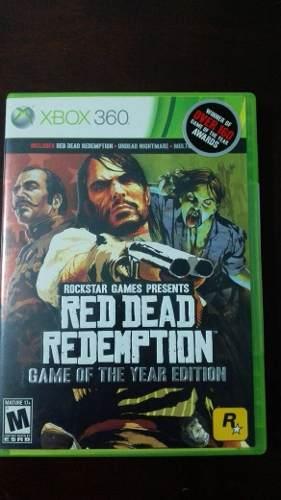 Juego Para Xbox 360 - Red Dead Redemption - Edicion Especial