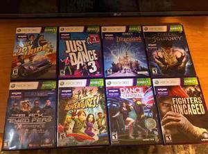 Juegos Xbox 360 Kinect Originales Físicos Usados
