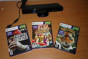 Kinect Para Xbox 360. Negociable!
