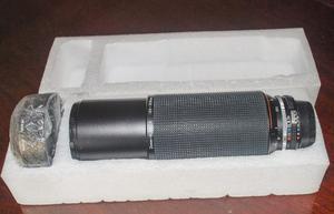 Lente Nikkor Zoom mm 1:5.6/macro